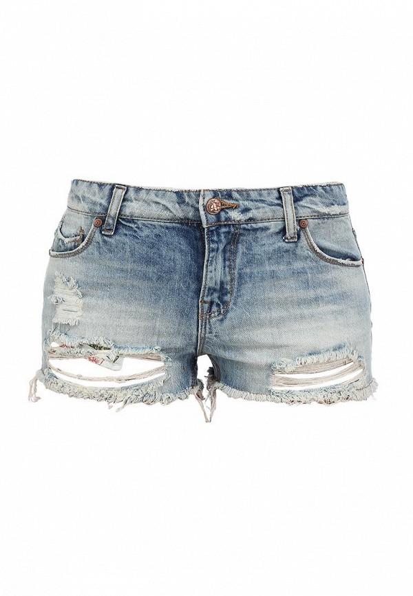 Женские джинсовые шорты Alcott SH2084DOL965 C284 AZZURRE: изображение 1