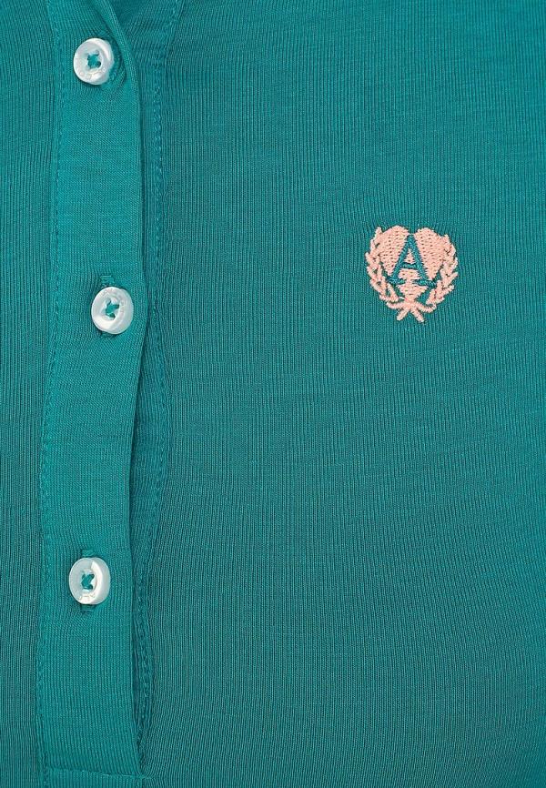 Женские поло Alcott PP5838DO  C643 GREEN: изображение 3