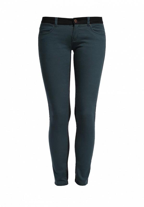 Зауженные джинсы Alcott 5C1850DO C609 GREEN: изображение 1