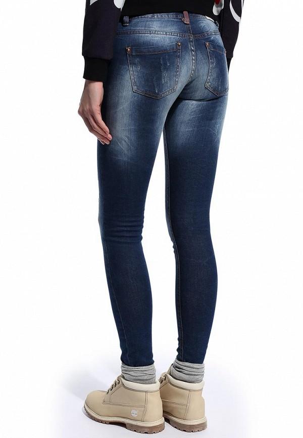 Зауженные джинсы Alcott 5T1576DL744D C377 CORALFLUO: изображение 5