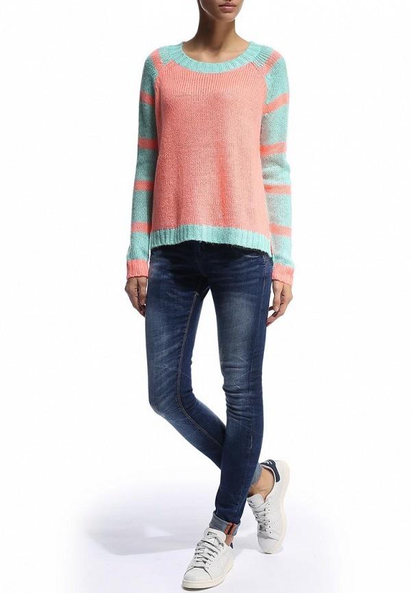 Зауженные джинсы Alcott 5T2136DOD C214 BLUENAVY: изображение 3