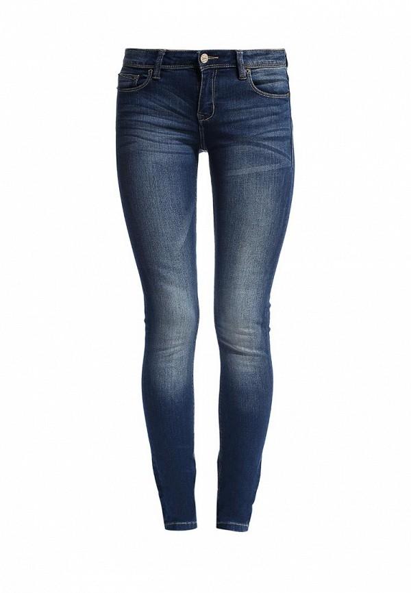 Зауженные джинсы Alcott 5T2289DW040 C241 BLUE: изображение 1