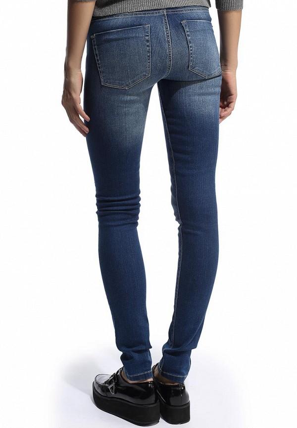 Зауженные джинсы Alcott 5T2289DW040 C241 BLUE: изображение 4