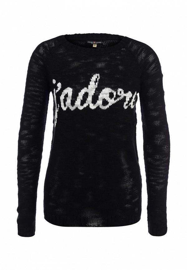 Пуловер Alcott MA7454DO C101 BLACK: изображение 1