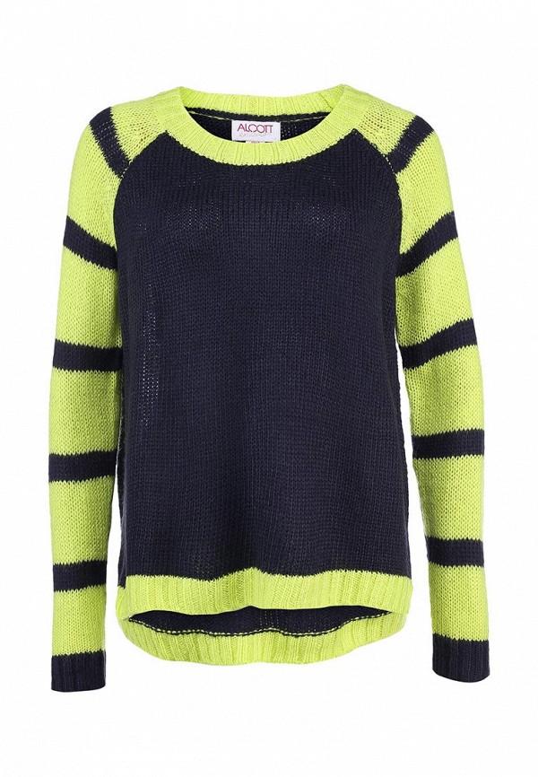 Пуловер Alcott MA7718DO C210 BLUENAVY: изображение 1