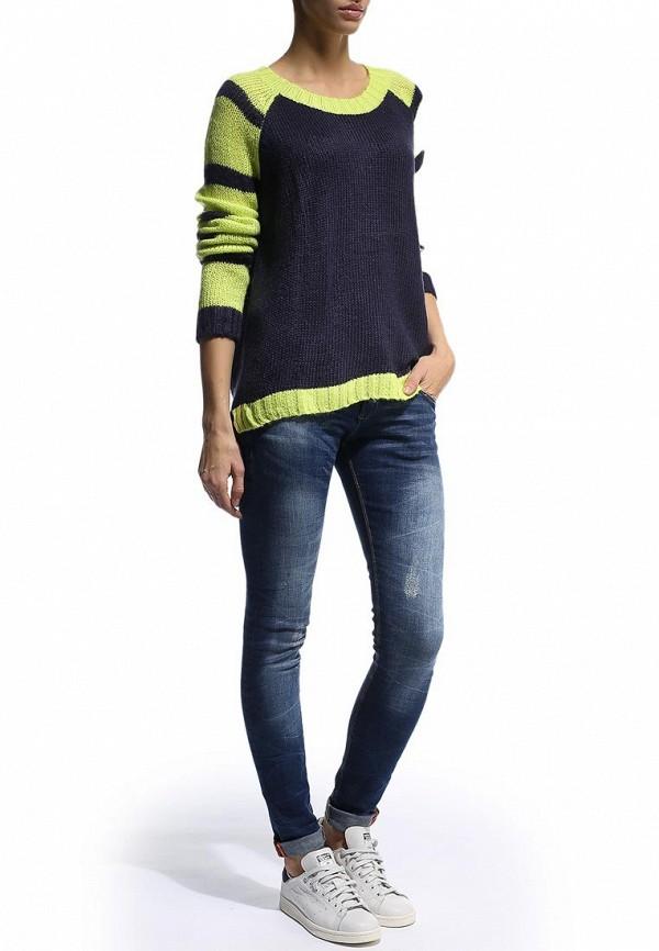 Пуловер Alcott MA7718DO C210 BLUENAVY: изображение 3