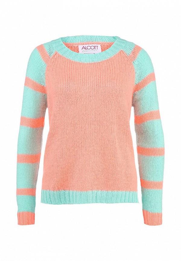 Пуловер Alcott MA7718DO C462 PINK: изображение 1