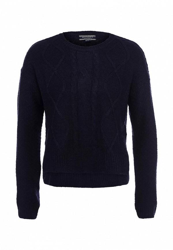 Пуловер Alcott MA9117DO C220 BLUE: изображение 1