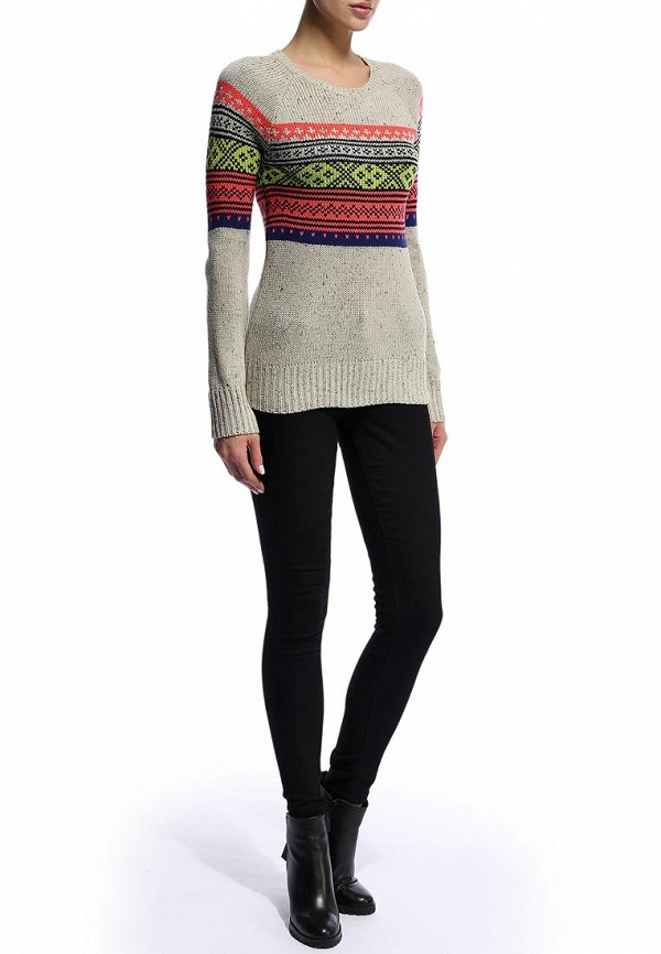 Пуловер Alcott MA9212DO C007 OFFWHITE: изображение 4