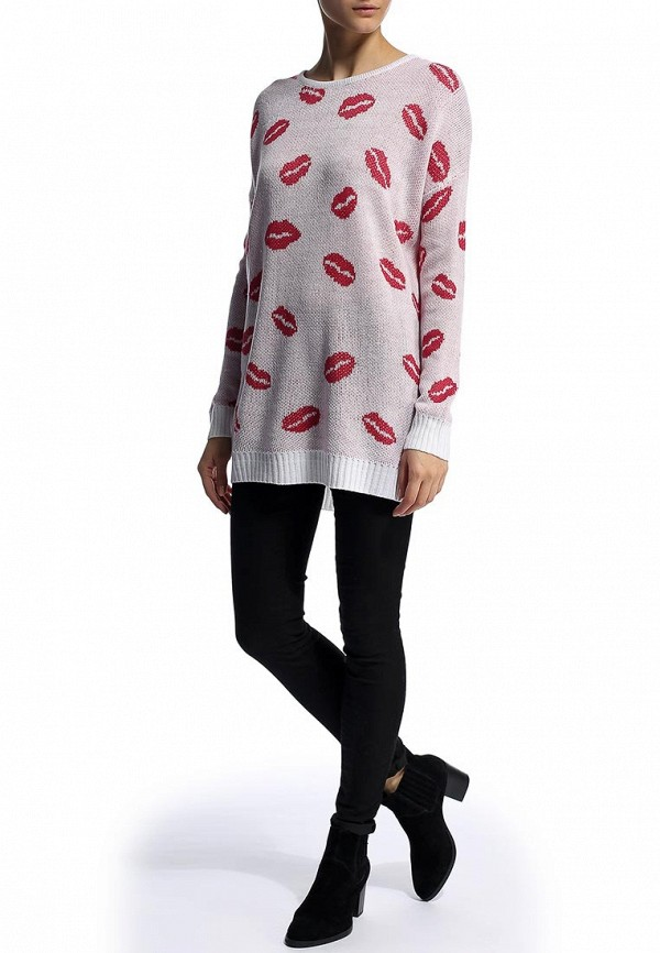 Пуловер Alcott MA9430DO C099 WHITE: изображение 4