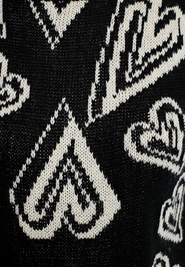 Вязаное платье Alcott MA9446DO C101 BLACK: изображение 3