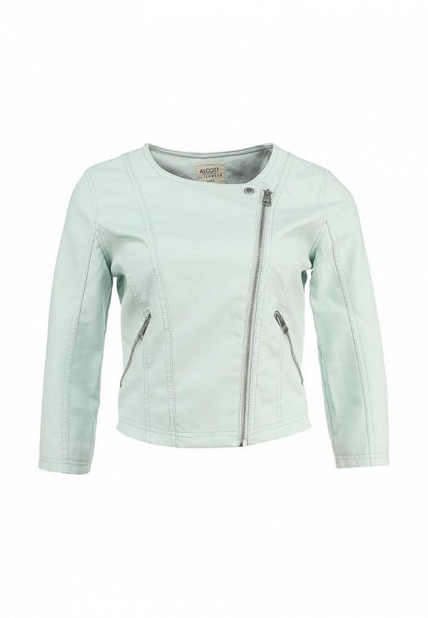 Кожаная куртка Alcott GB1509DO: изображение 1