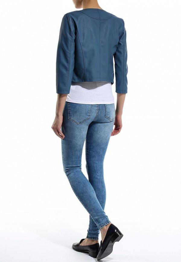 Кожаная куртка Alcott GB1509DO: изображение 4