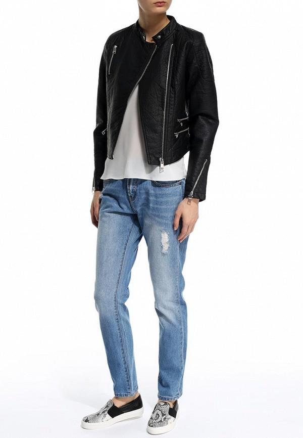 Кожаная куртка Alcott GB1526DO: изображение 3