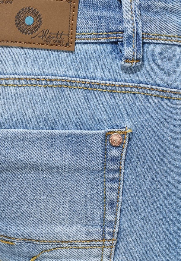 Зауженные джинсы Alcott 5T2399DW148L: изображение 2