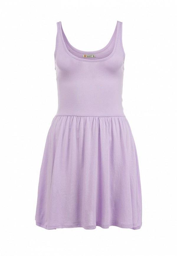 Платье-мини Alcott AB930DO: изображение 1