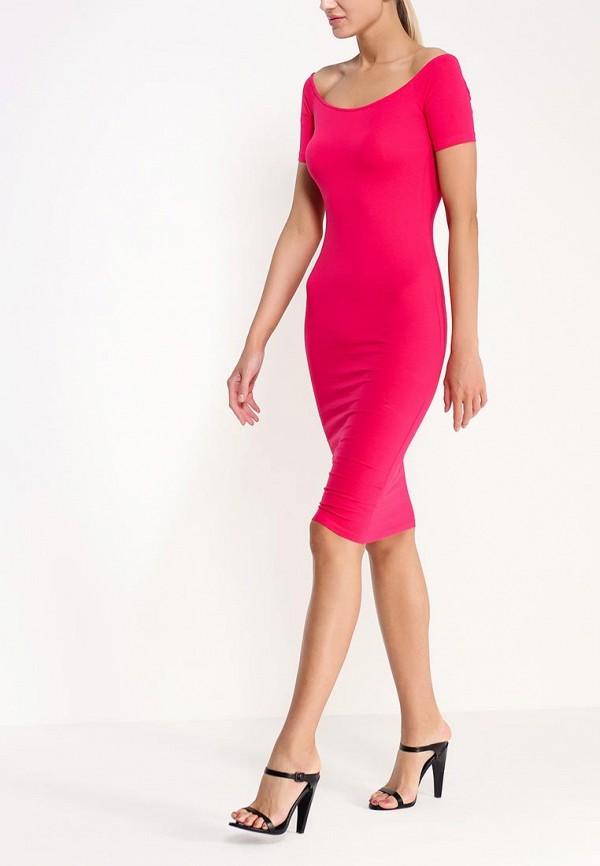 Платье-миди Alcott AB934DO: изображение 3