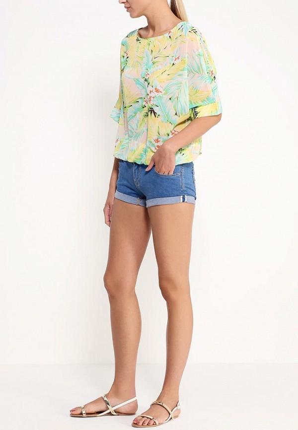 Женские джинсовые шорты Alcott SH1929DOLL: изображение 3