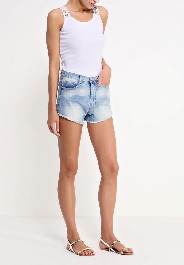 Женские джинсовые шорты Alcott SH2351DW079L: изображение 3
