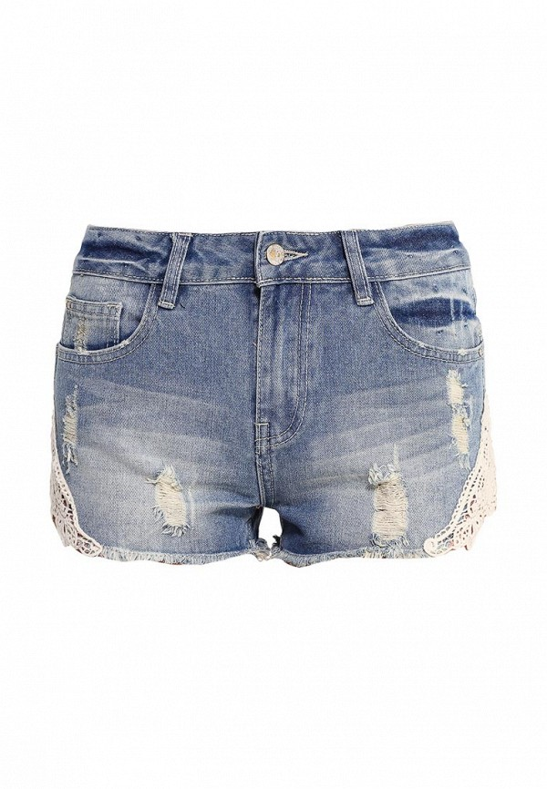 Женские джинсовые шорты Alcott SH2383DO: изображение 1