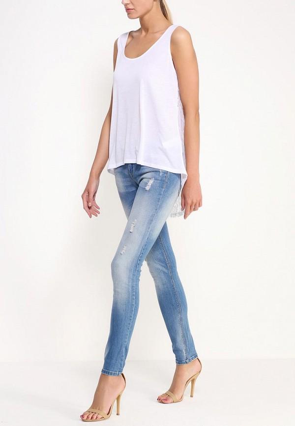 Зауженные джинсы Alcott 5T2263DW120L: изображение 3