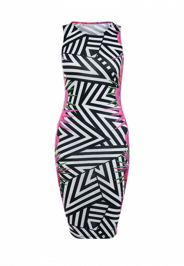 Платье-миди Alcott AB936DO: изображение 1