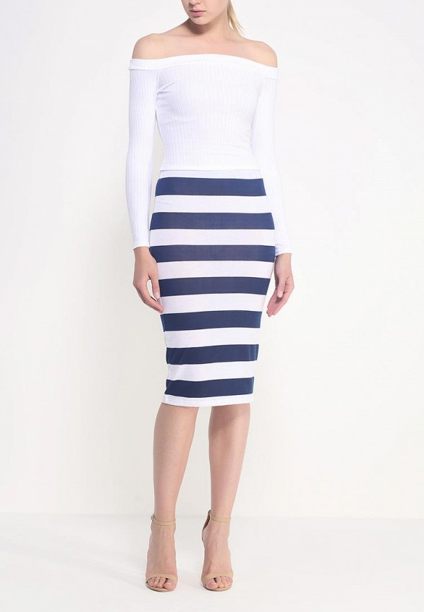 Прямая юбка Alcott GO642DO: изображение 3