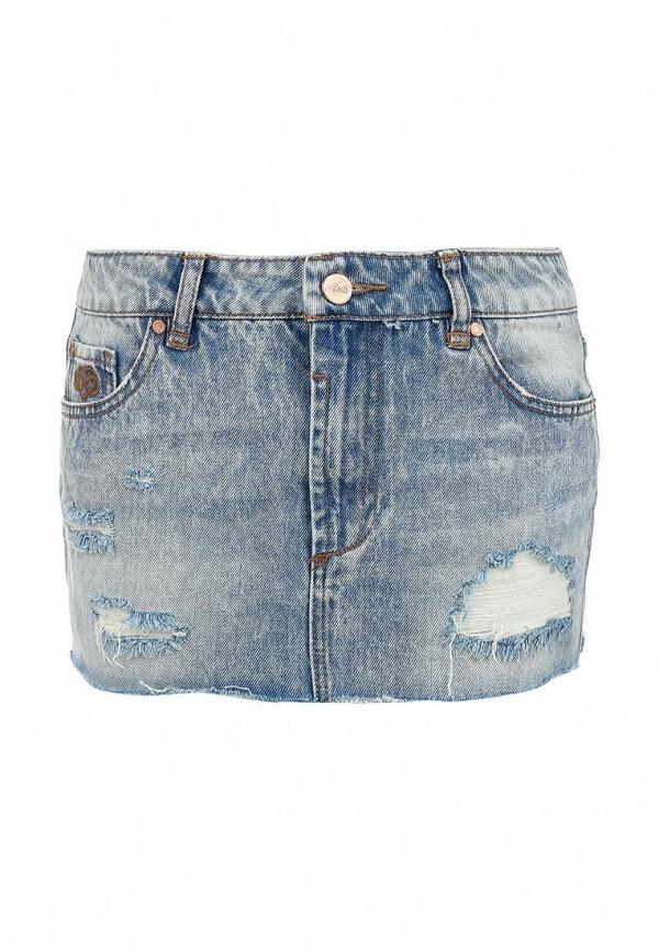 Джинсовая юбка Alcott GO717DO: изображение 1