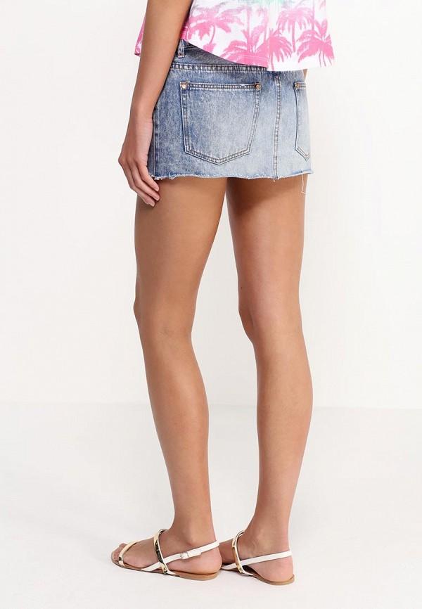 Джинсовая юбка Alcott GO717DO: изображение 4