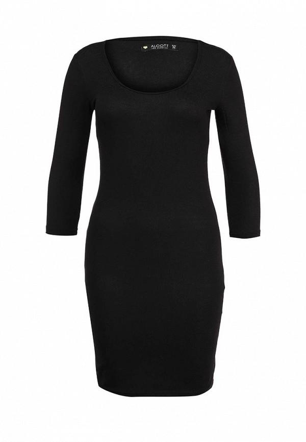 Платье-мини Alcott AB960DOFW15: изображение 2