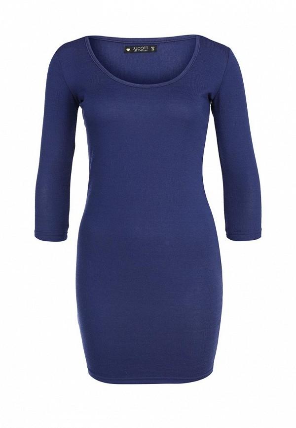 Платье-мини Alcott AB960DOFW15: изображение 1