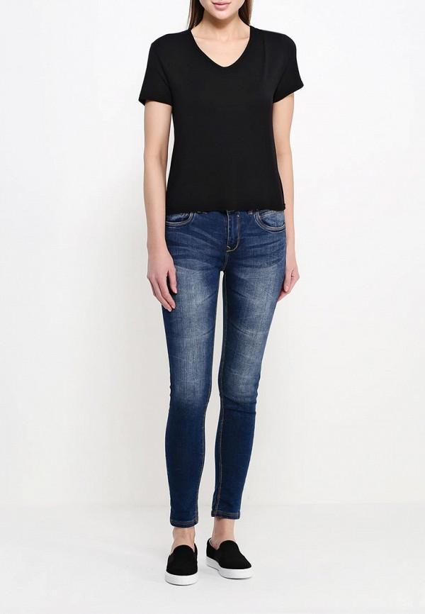 Зауженные джинсы Alcott 5T2231DW032D: изображение 2