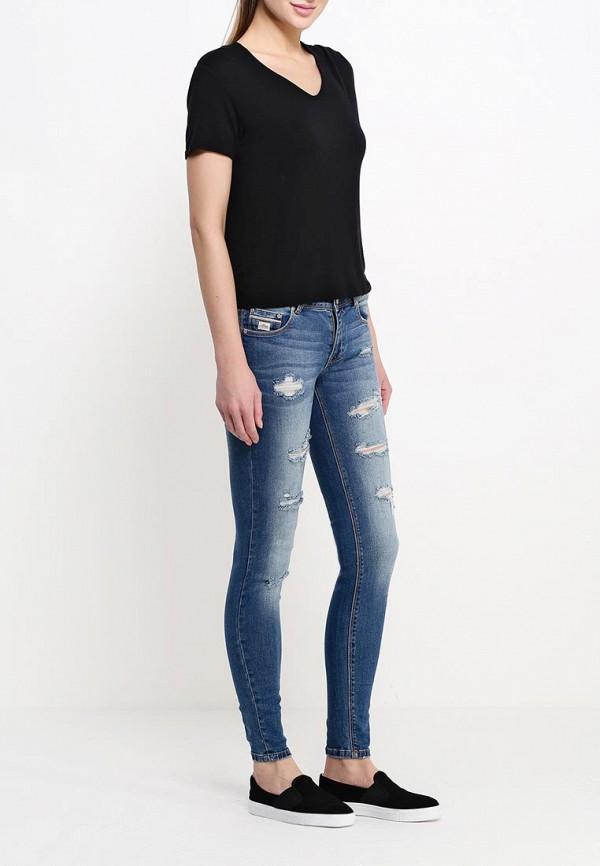Зауженные джинсы Alcott 5T2263DFW398: изображение 2