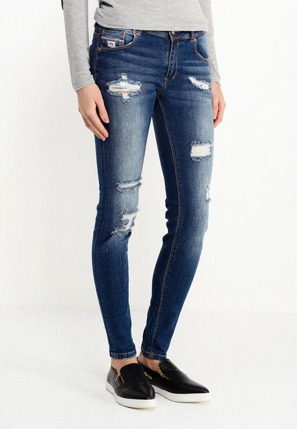 Зауженные джинсы Alcott 5T2263DFW399: изображение 3