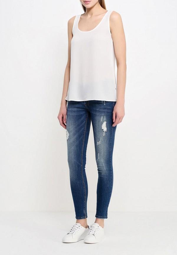 Зауженные джинсы Alcott 5T2263D029D: изображение 2