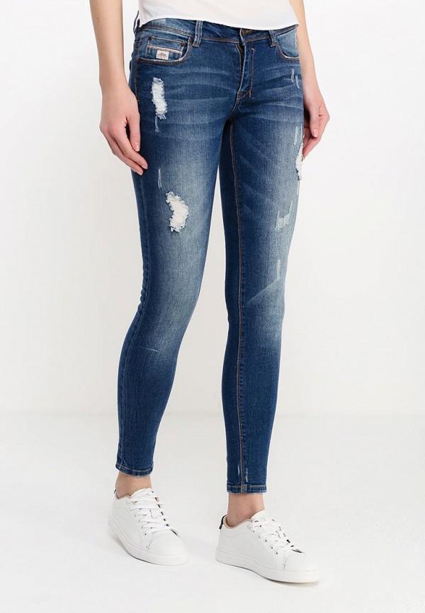 Зауженные джинсы Alcott 5T2263D029D: изображение 3