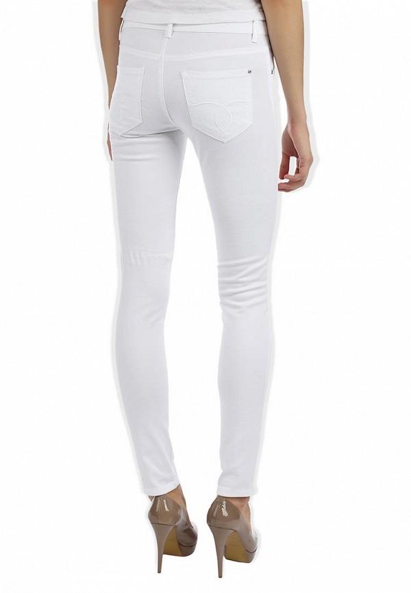 Зауженные джинсы Alcott 5C1536DO C099 WHITE: изображение 3