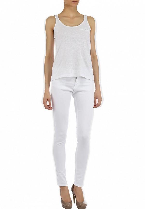 Зауженные джинсы Alcott 5C1536DO C099 WHITE: изображение 7