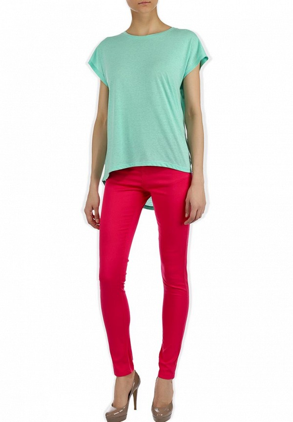 Зауженные джинсы Alcott 5C1536DO C448 FUXIA: изображение 5