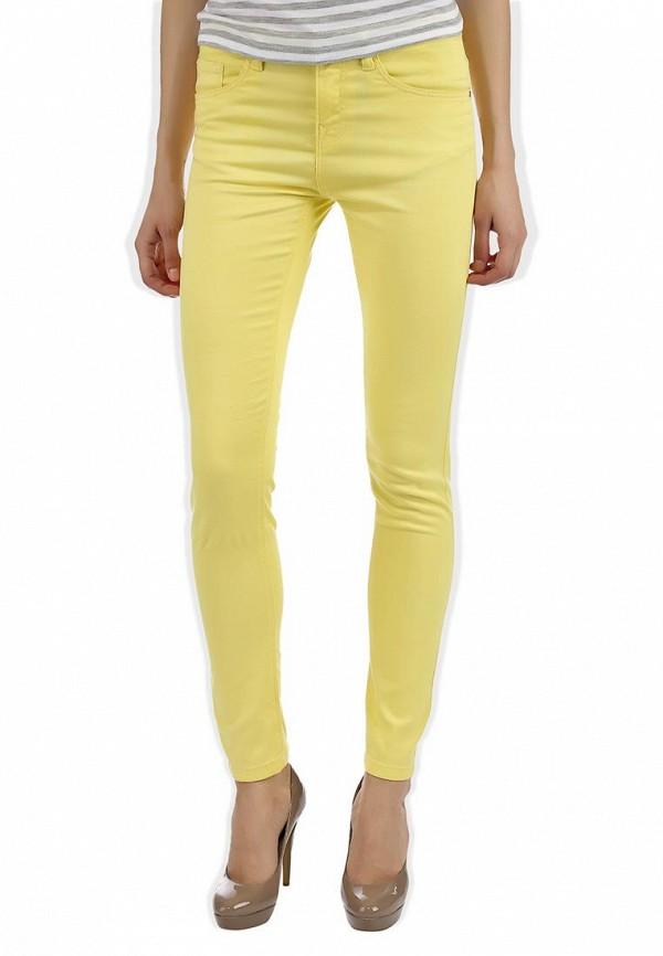 Зауженные джинсы Alcott 5C1536DO C782 YELLOW: изображение 1
