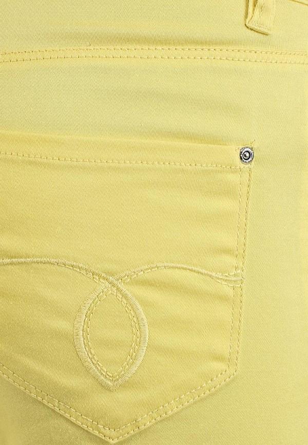 Зауженные джинсы Alcott 5C1536DO C782 YELLOW: изображение 4