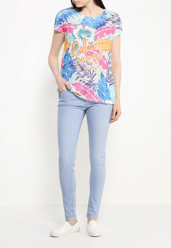 Зауженные джинсы Alcott (Алкотт) 5C1860DOSS15: изображение 2