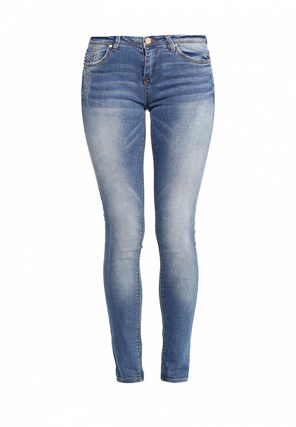 Зауженные джинсы Alcott 5T2262DW110M: изображение 1