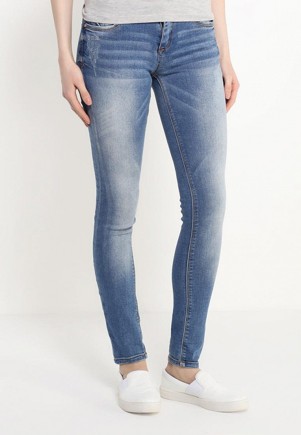 Зауженные джинсы Alcott 5T2262DW110M: изображение 3