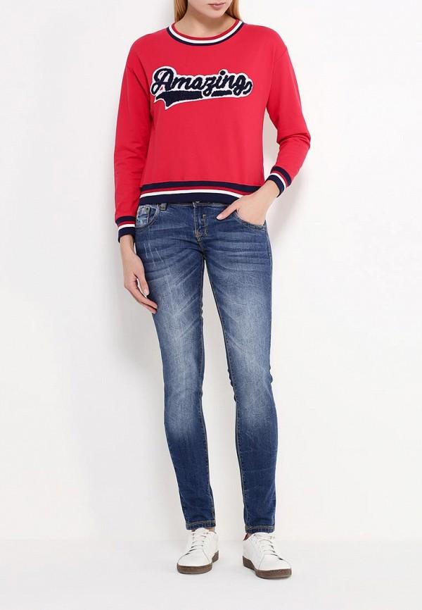 Зауженные джинсы Alcott 5T2433DL744M: изображение 2
