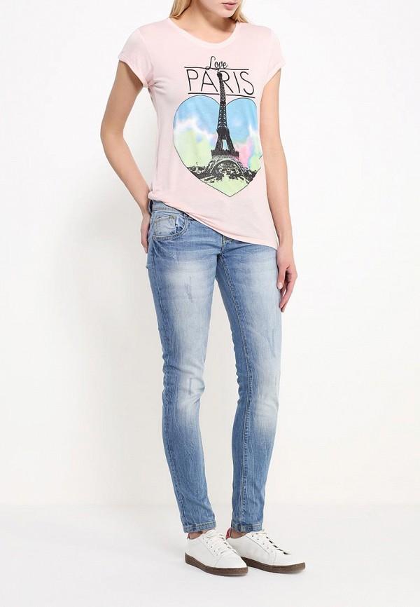 Зауженные джинсы Alcott (Алкотт) 5T2433DW141: изображение 2
