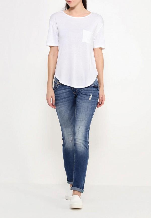 Зауженные джинсы Alcott (Алкотт) 5T2438DW001D: изображение 2