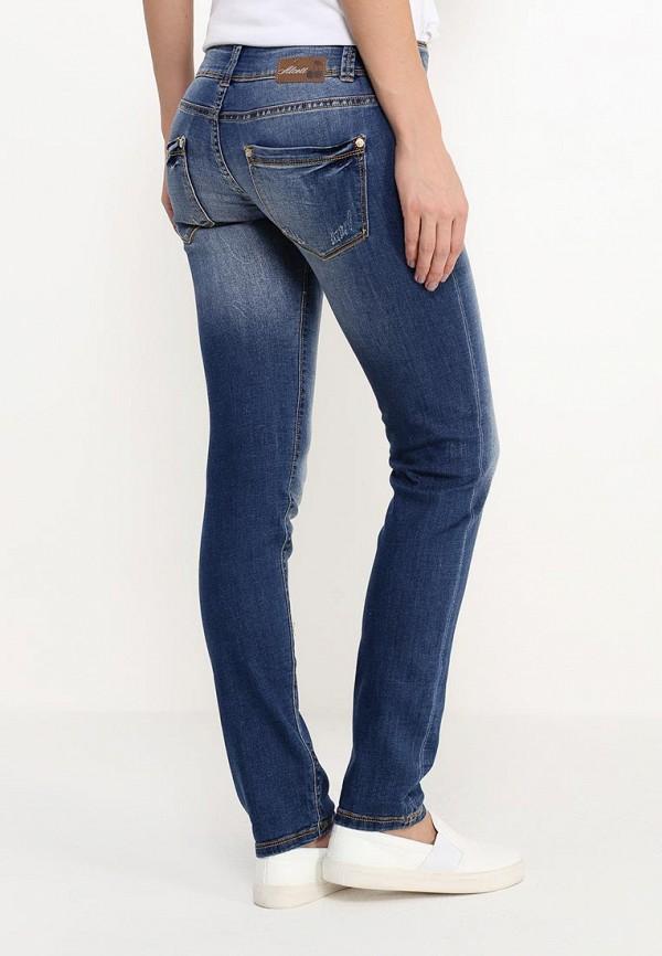 Зауженные джинсы Alcott (Алкотт) 5T2438DW001D: изображение 4