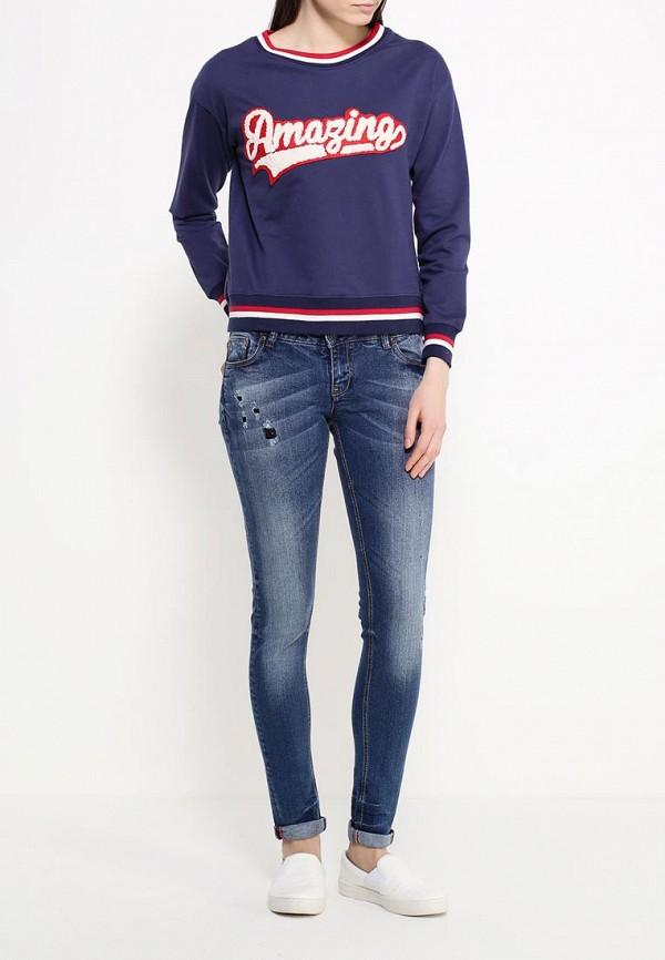 Зауженные джинсы Alcott 5T2598DW365: изображение 2