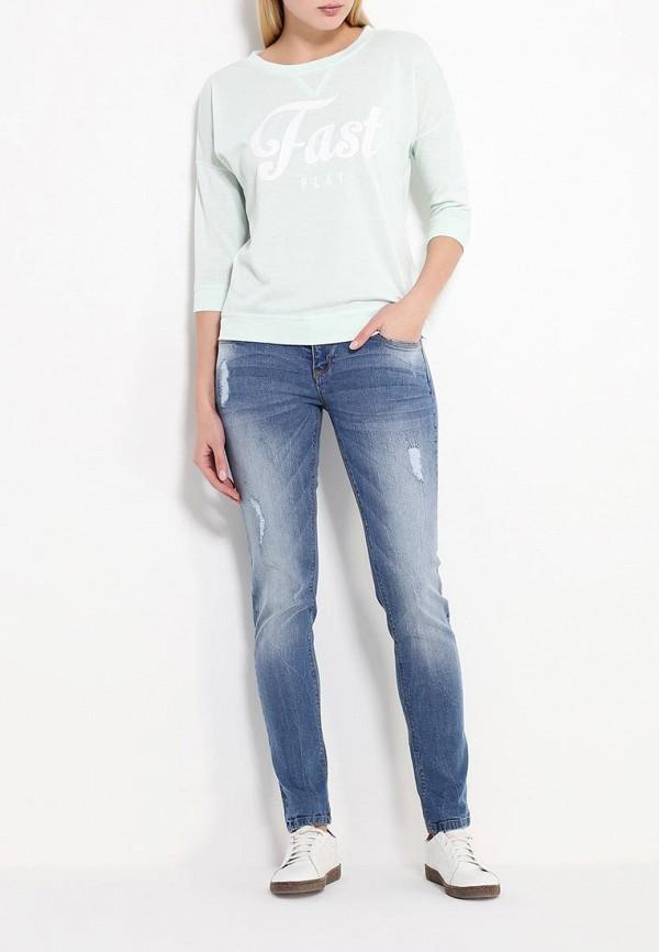 Зауженные джинсы Alcott 5T2614DW029M: изображение 2